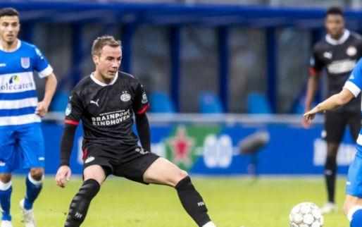 Schweinsteiger uit kritiek op PSV-keuze Götze: 'Jammer dat hij stappen terug zet'