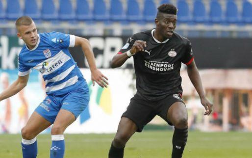 Götze en Sangaré maken indruk bij PSV: 'Natuurlijk imponerend, als je hem ziet...'
