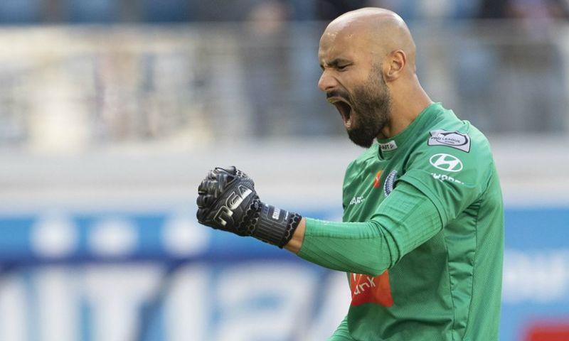 Afbeelding: 'KAA Gent moet keeper Bolat missen in Europa League na gigantische blunder'