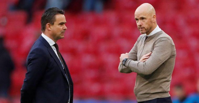 Ajax verbaast Borst: 'Waar in de scouting of jeugdopleiding gaat het precies mis?'