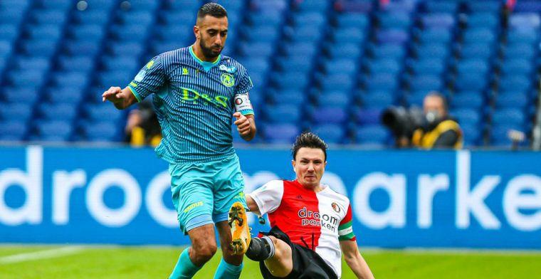 Van Loen: 'Hij speelde als veldheer in De Kuip, Feyenoord oogde vrij belabberd'