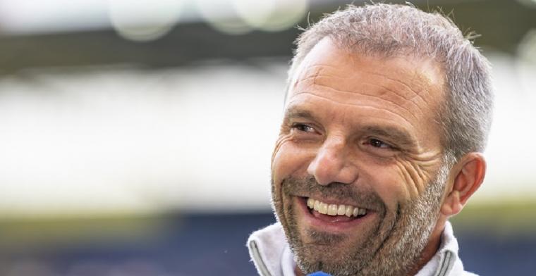 'NAC tegen Cambuur waarschijnlijk toch zonder trainer: Steijn naar huis gestuurd'