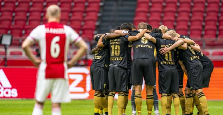 De Eredivisie-flops: Heerenveen faalt bij Ajax, ook duo van Feyenoord is aanwezig