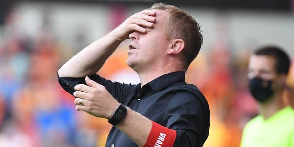 Vrancken onder druk bij KV Mechelen: Daar ben ik zelf niet mee bezig