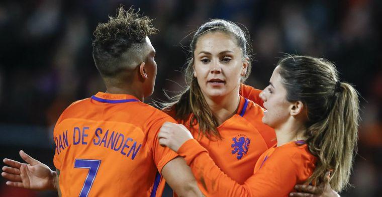KNVB werkt samen met België en Duitsland en wil WK van 2027 binnenhalen