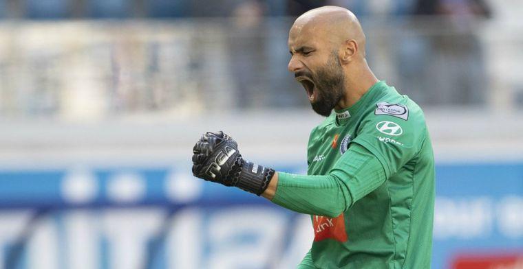 'KAA Gent moet keeper Bolat missen in Europa League na gigantische blunder'