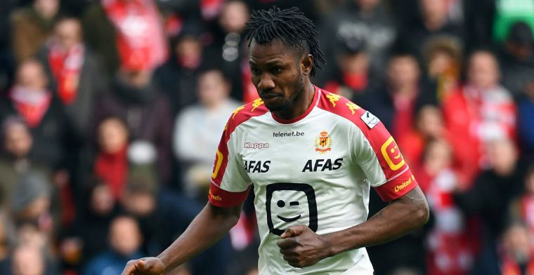 OFFICIEEL: Cissé (ex-Standard en Mechelen) trekt naar Seraing in 1B