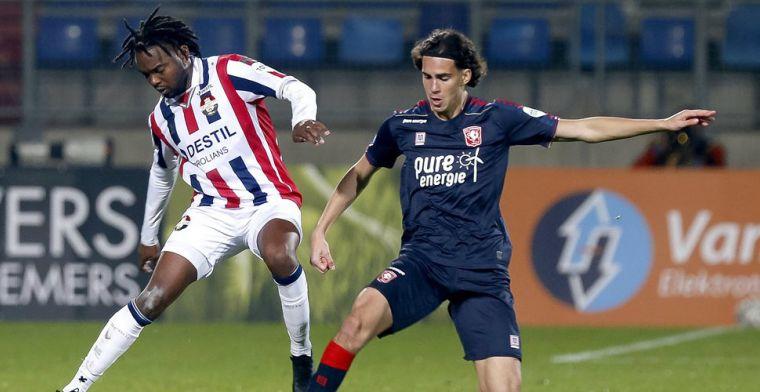 Twente breekt contract van revelatie open: 'Interessante speler voor de toekomst'