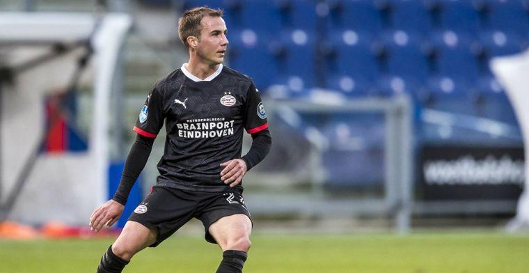 Götze maakt meteen indruk bij PSV: 'Zijn eerste goal was sensationeel'
