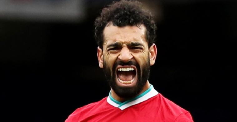 'Salah gaat bijzonder paar schoenen dragen tegen Ajax na gift van Adidas'