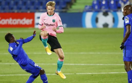 Vierklapper van FC Barcelona: De Jong en drie teamgenoten verlengen contract