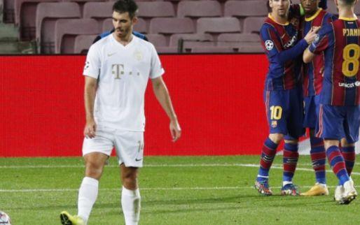 LIVE: Barça, Lazio en United winnen, Sevilla en Chelsea delen de punten (gesloten)