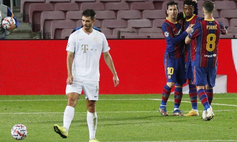Afbeelding: LIVE: Barça, Lazio en United winnen, Sevilla en Chelsea delen de punten (gesloten)