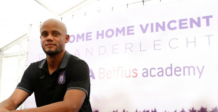 "Anderlecht en Kompany al in de problemen? ""Play-Off 1 is nu al weg"""