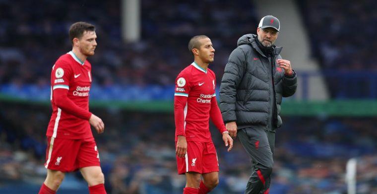 'Liverpool-duo ontbreekt op training en moet ook streep zetten door duel met Ajax'