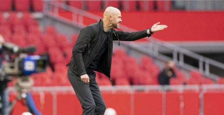 Ten Hag: 'Ajax gaat moedig spelen tegen beste ploeg ter wereld Liverpool'