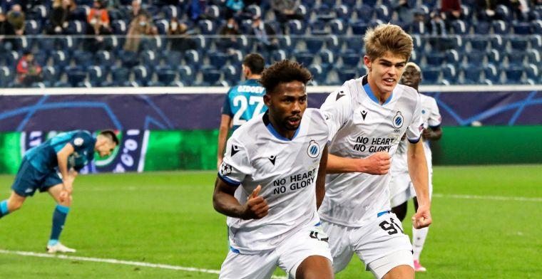 De Ketelaere maakt 150e Belgische goal ooit in CL, Mertens topscoorder