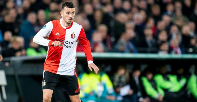 'Besiktas klopte deze transferzomer wederom aan bij Feyenoord voor middenvelder'