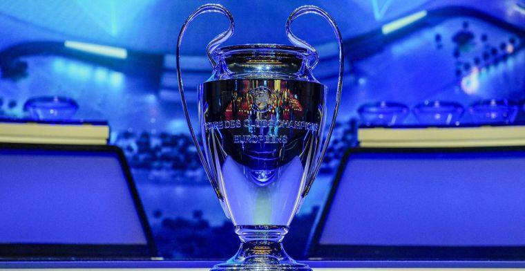 'Tik voor Belgische clubs: UEFA maakt door corona minder prijzengeld over'