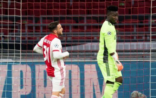 LIVE: Ajax brengt breekijzers in en gaat alles-of-niets spelen