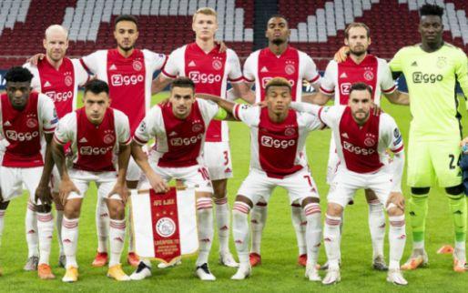 Ajax op rapport: één 7,5, drie zevens en twee onvoldoendes bij Amsterdammers