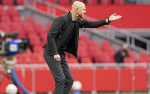 Ten Hag bevestigt: Ajax met tactische variant tegen gehavend Liverpool