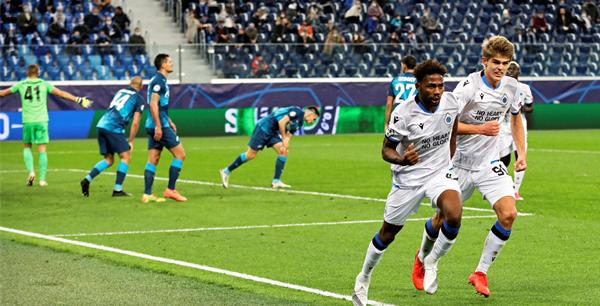 Buitenlandse pers ziet twee uitblinkers bij Club Brugge: 'Een heroïsche prestatie'