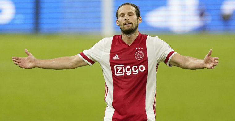 Ajax baalt: 'Niemand zal je helpen, je moet die kansen er zelf inschieten'