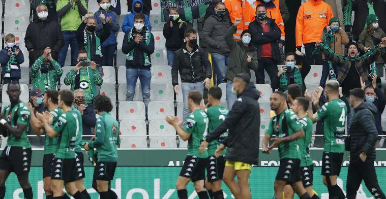 Soap blijft duren: Alternatieve stadion plannen van Cercle Brugge zijn afgekeurd