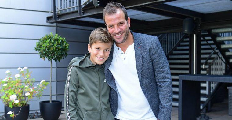 Van der Vaart geeft Ajax 'eine echte Chance': 'Als het ooit kan, is het nu'