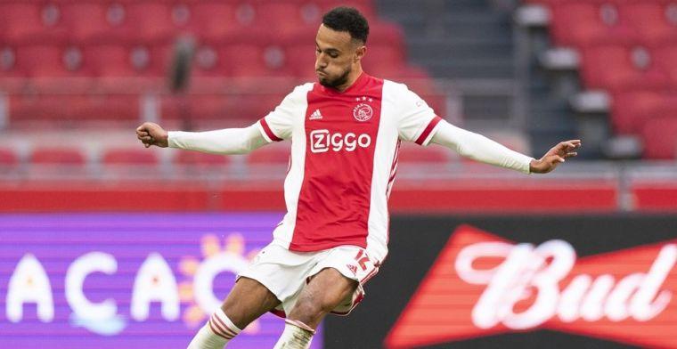 Mazraoui kijkt vooruit bij Ajax: 'Wil er eigenlijk liever niet meer over praten'