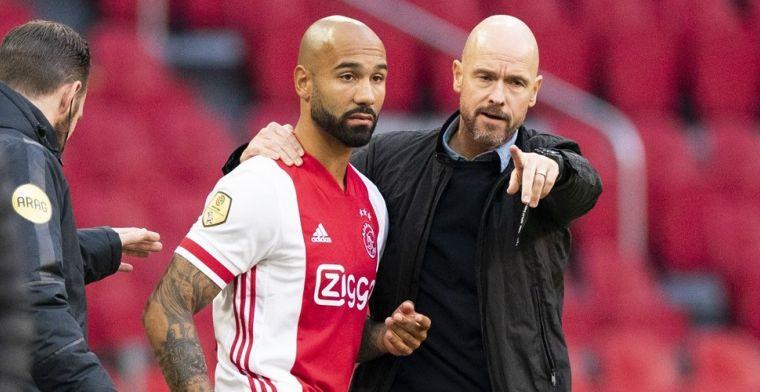 Ten Hag zorgt voor verbazing: 'Kan natuurlijk niet, Ajax heeft prachtig ingekocht'