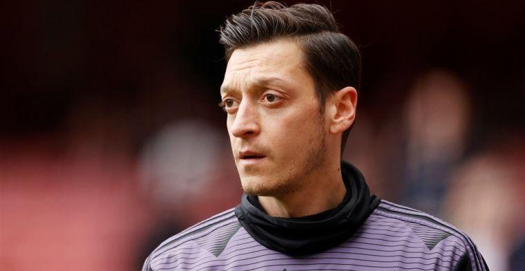 Özil rekent af met Arsenal: 'De loyaliteit is tegenwoordig ver te zoeken hier'