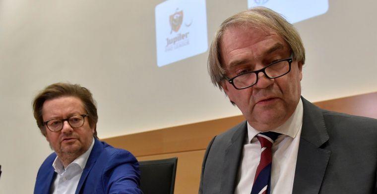 François laat zich niet wegduwen bij Pro League: 'Ik kan perfect met kritiek om'