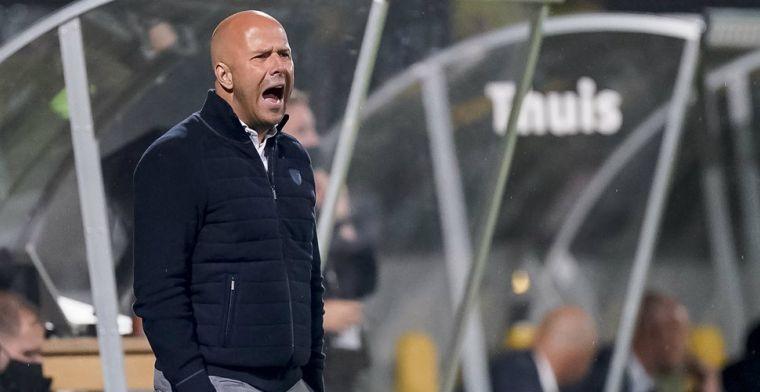 Slot realistisch: 'Keuze ligt bij UEFA, Nederlandse en Italiaanse autoriteiten'