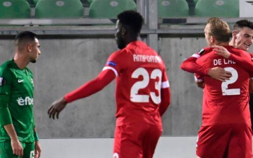UEFA-ranking: België loopt door zeges van Antwerp & Brugge uit op Nederland