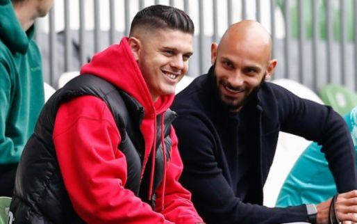 Afbeelding: Rashica staat alsnog voor fraaie Bundesliga-transfer: 'Niet afgeschreven door ons'