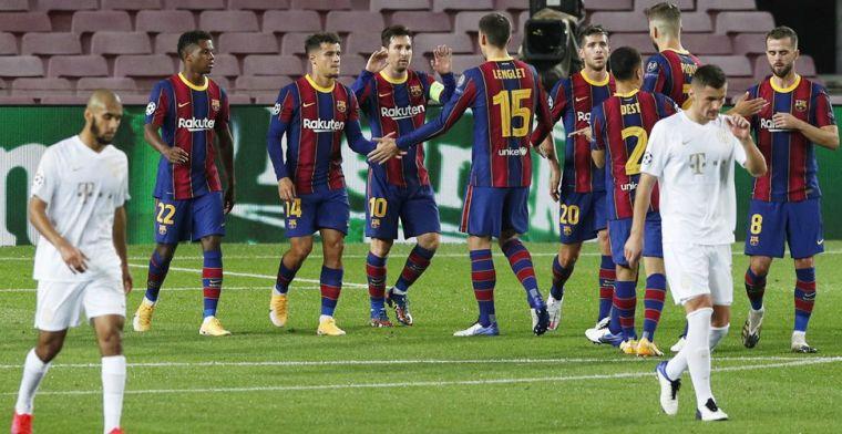 Brandbrief van Messi en collega-captains: 'Wij kunnen deze omgang niet tolereren'