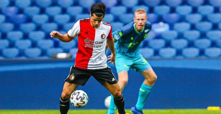 Zomeraankoop Teixeira begrijpt niets van bijnaam Feyenoord: Wat een onzin