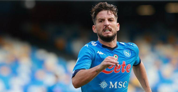 Mertens is Eredivisie nog niet vergeten: 'Ze hebben heel veel goede spelers'