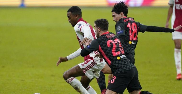 Ferdinand lovend over 'confident' Ajax: 'Zeker aan de bal, hij past zich goed aan'