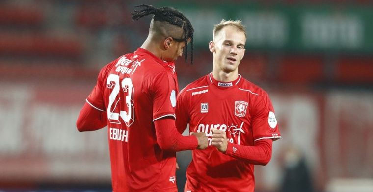 'Bij Utrecht krijg je dan de hoon van het publiek over je heen, bij Twente niet'