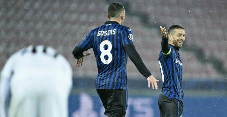Vertrouwen bij Atalanta: 'Als we winnen van Ajax, zitten we in een goede positie'