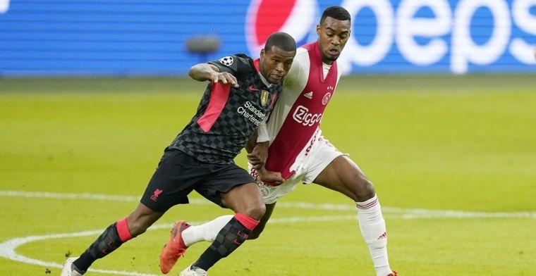 Wijnaldum wordt 'verrast' door Ajax en deelt kritiek Klopp: 'Met Oranje ook al'
