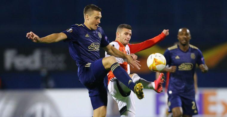 Spelersrapport: Bijlow grote man bij Feyenoord, Berghuis en Linssen vallen tegen