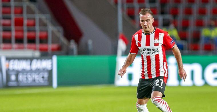 Spelersrapport: PSV geeft het zonder weergaloze Götze helemaal weg