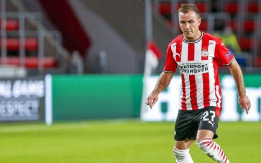 PSV met of zonder Götze een wereld van verschil: 'Hij is nu al de beste speler'