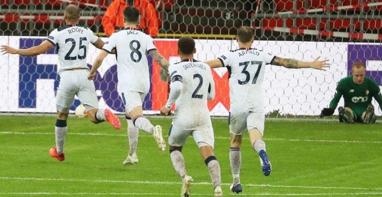 'Ik heb nog nooit een mooiere goal gezien dan deze en ga die ook niet meer zien'