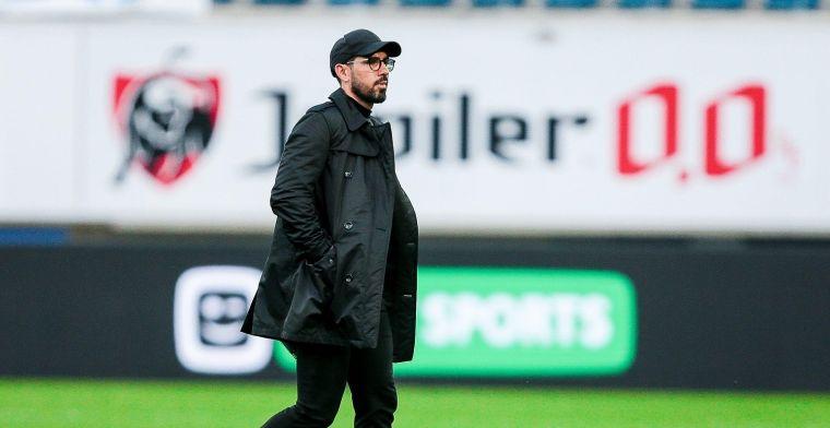Losada blikt vooruit naar Antwerp: Wij spelen altijd om te winnen