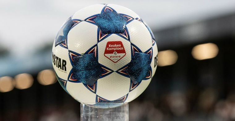 'KNVB heeft nieuws voor clubs: uitslagen testen duren langer door tweede analyse'